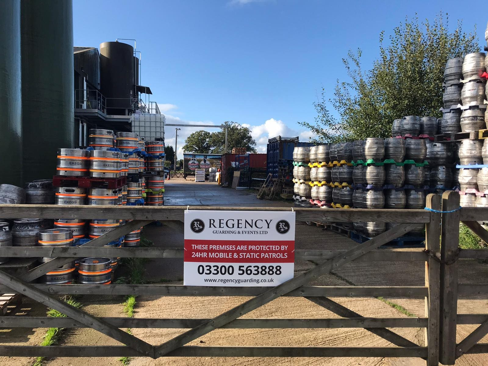 Woodforde's Brewery Appoints Regency Guarding and Events thumbnail 2
